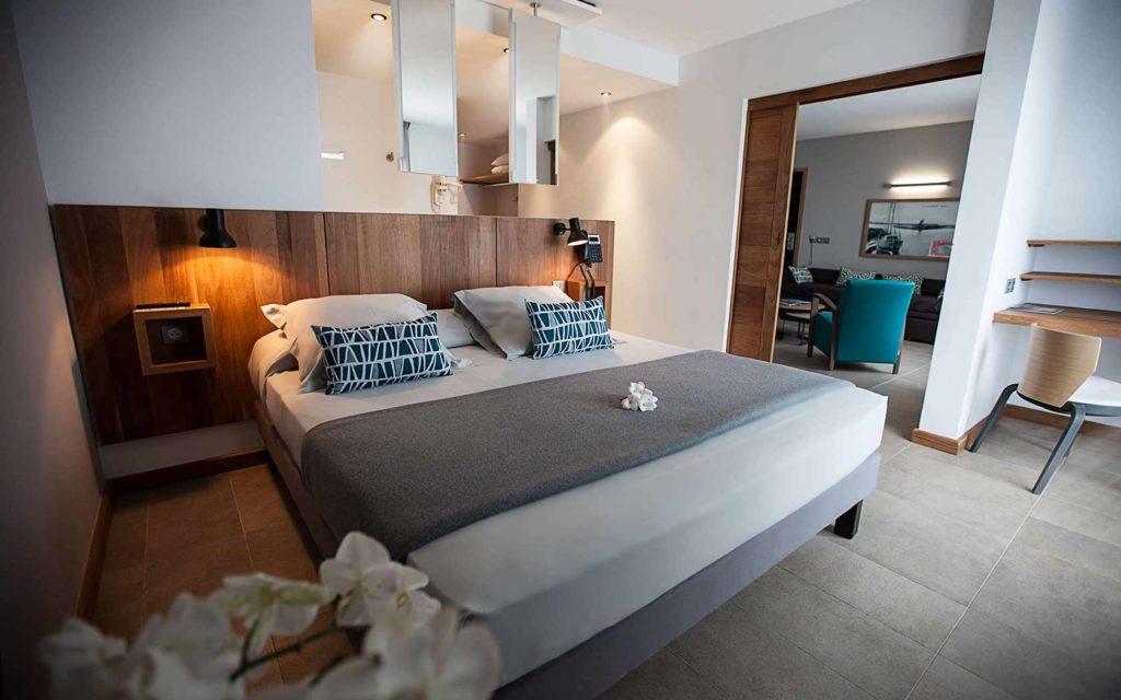 Hôtel Le Saint Pierre - La Réunion - Chambre confort