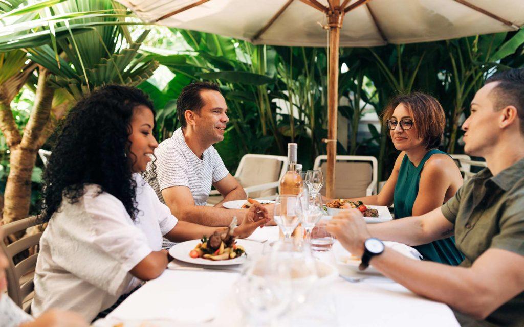 Hôtel Le Saint Pierre - Réunion - Restaurant